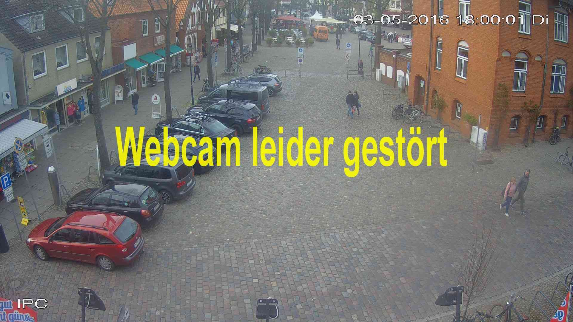 Fehmarn webcam - Fehmarn Burg Marketplace webcam, Schleswig-Holstein, Ostholstein